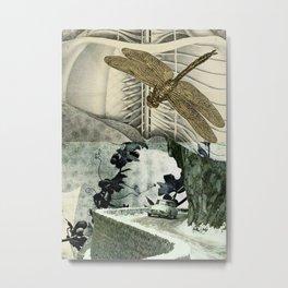 Artist Trading Card 025 Metal Print