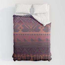 Tribal Paradise Duvet Cover