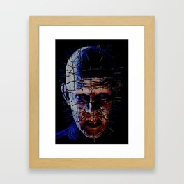 PINHEAD! Framed Art Print