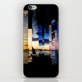 Sunsets and Beaches iPhone Skin