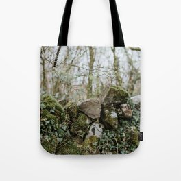 When Abounding Hedges Ring Tote Bag