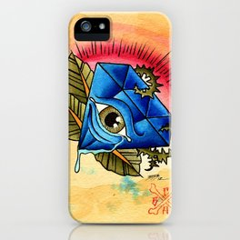 thirdeyemond iPhone Case