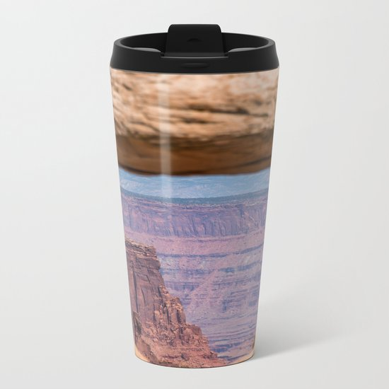 Canyonlands Metal Travel Mug