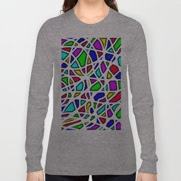 color face Long Sleeve T-shirt