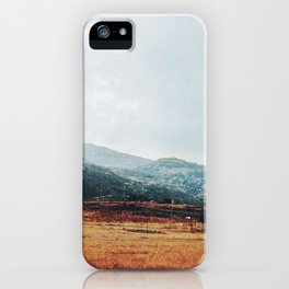 Distant iPhone Case