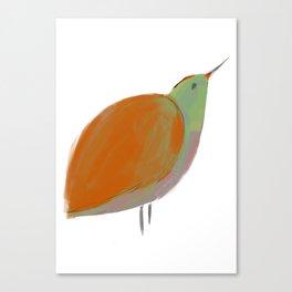 Oiseau1 Canvas Print