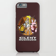 Silent Mushroom Slim Case iPhone 6s