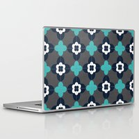 barcelona Laptop & iPad Skins featuring barcelona by her art