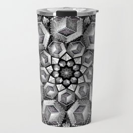 Isometric aspirations Travel Mug