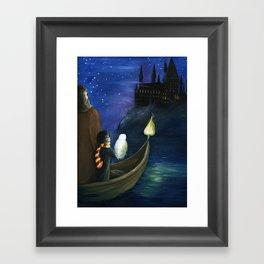 Harry's Journey Framed Art Print