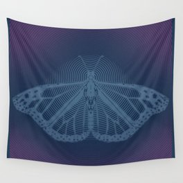 Ancestor's Butterfly Wall Tapestry
