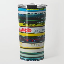 Records / Vinyl Night / Photography / Music Travel Mug