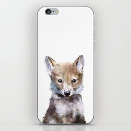 Little Wolf iPhone Skin