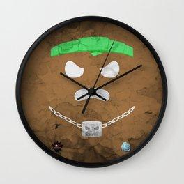 ESE Wall Clock