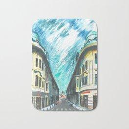 Mirror street Bath Mat