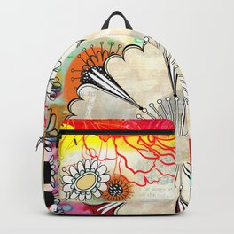 Wine is Cheaper than Therapy Backpack