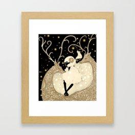 little covet Framed Art Print