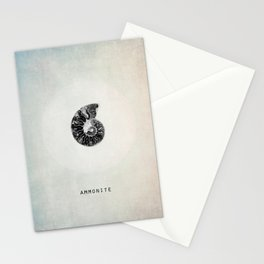 ammonite Stationery Cards