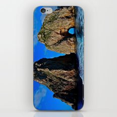 Amalfi Coast iPhone & iPod Skin