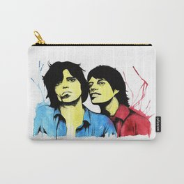 Keith & Mick Carry-All Pouch