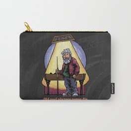 Old Pool Players Carry-All Pouch