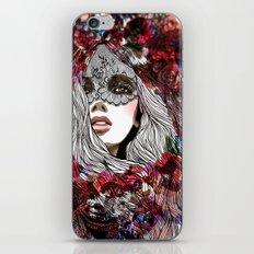 Mrs. Autumn iPhone & iPod Skin