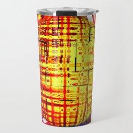 Abstract Perfection 24 Travel Mug