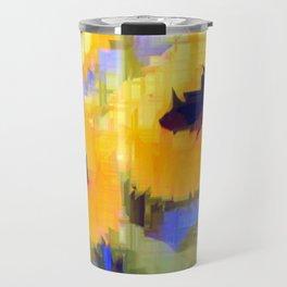 Flower 9235 Travel Mug