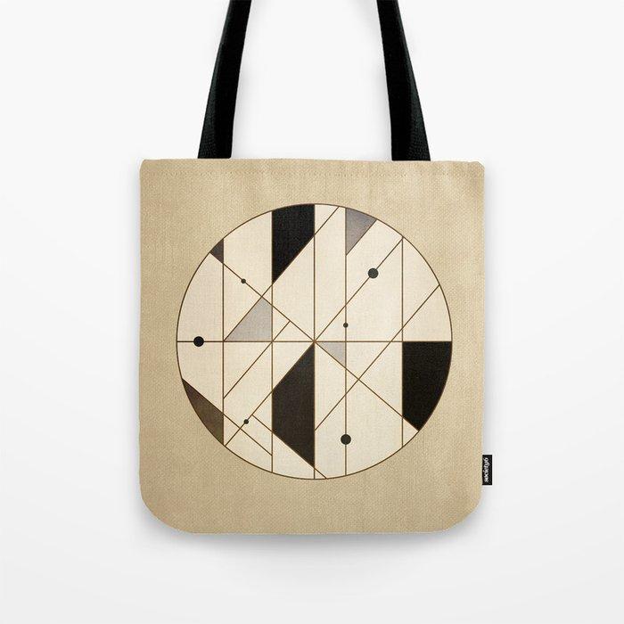 Irregular Sequence Tote Bag