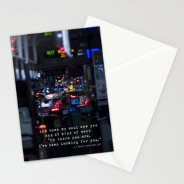The Point Of Contact Stationery Cards