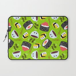 Neck Gaiter Kawaii Sushi You Maki Miso Happy Neck Gator Laptop Sleeve