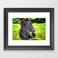 ZeebieJeebie Framed Art Print
