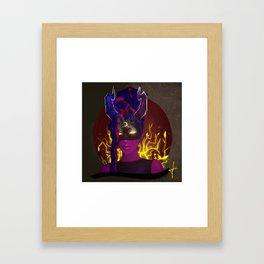 //cynda Framed Art Print