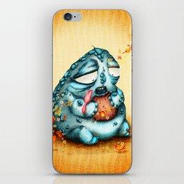 El Gordo y la Golondrina iPhone Skin