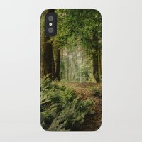 woodland iPhone & iPod Cases featuring Woodland by ZenzPhotography