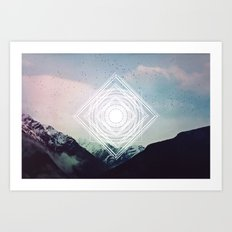 Forma 01 Art Print