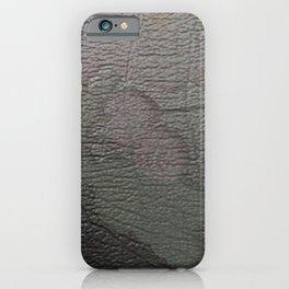 imitation leather iPhone Case