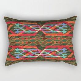 shuffle Rectangular Pillow