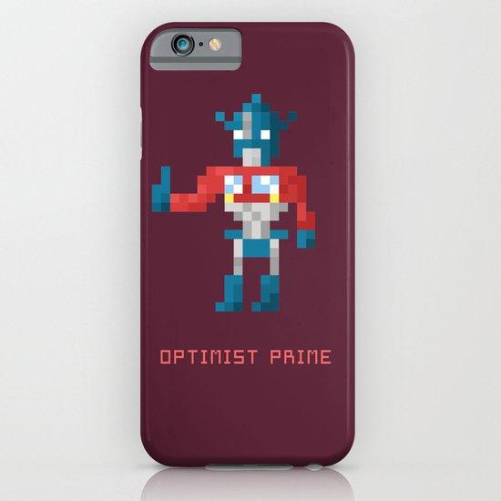 Optimist Prime iPhone & iPod Case