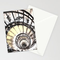 The Spiral Staircase Stationery Cards