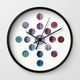 Lunar Cycle Wall Clock