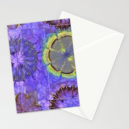 Resistability Woof Flower  ID:16165-105348-97381 Stationery Cards