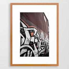 Traveling Art Framed Art Print