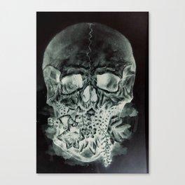 Negative Canvas Print