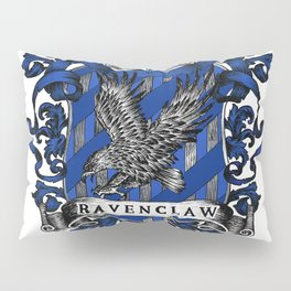 Ravenclaw Color Crest Pillow Sham