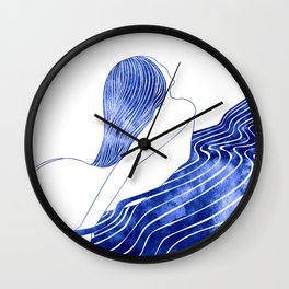 Nereid XXX Wall Clock