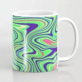 Green Marble Coffee Mug