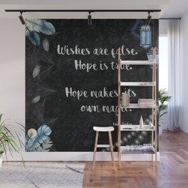 Daughter of Smoke and Bone Quote Print Wall Mural
