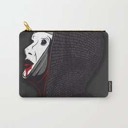 Creepy Nun Carry-All Pouch
