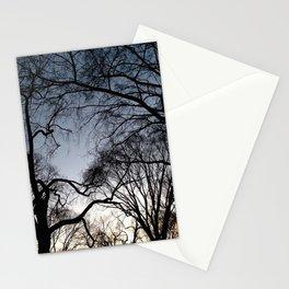 Twilight Trees Stationery Cards